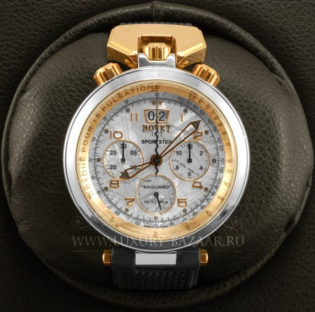 Bovet Sportster Saguaro Chronograph Meteorite Limited Edition