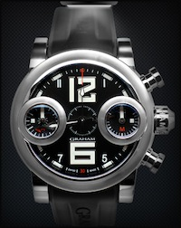Graham Swordfish Chronograph