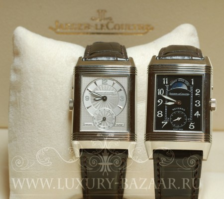 Jaeger LeCoultre Reverso Night&Day