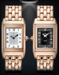Jaeger Le-Coultre Reverso Duetto