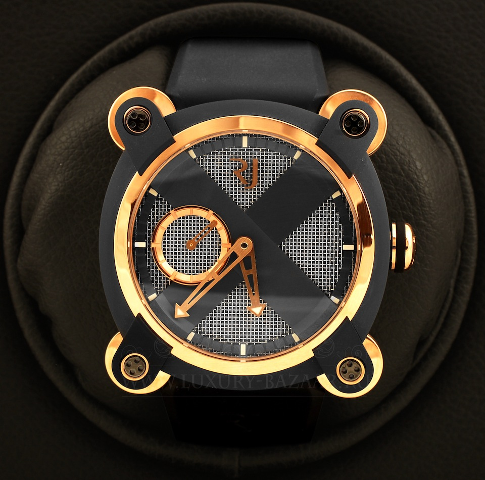 Romain Jerome Moon Invader Eminence Grise Automatic - - Архив ... a6f2301313