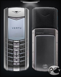 Vertu Ascent SE Black