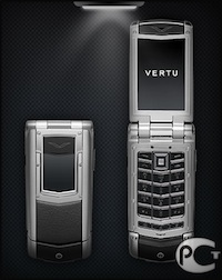 Vertu Constellation Ayxta Satin Black Ceramic