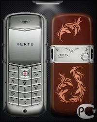 Vertu Constellation Brown Carbon