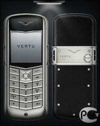 Vertu Constellation Satin Black