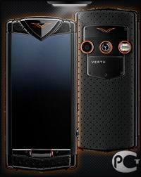 Vertu Constellation T Neon Orange