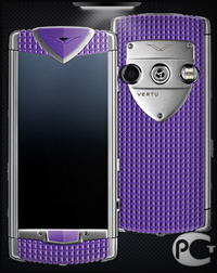 Vertu Constellation Smile Anemone Purple