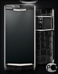 Vertu New Signature Touch Jet Alligator