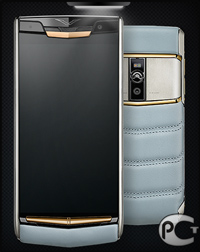 Vertu New Signature Touch Sky Blue