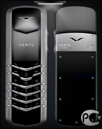 Vertu Signature M Design Steel