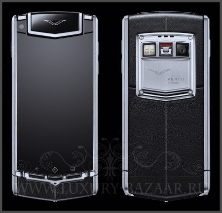 Vertu Ti New Black