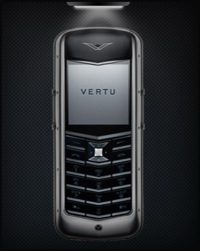 Vertu Constellation Black Ceramic