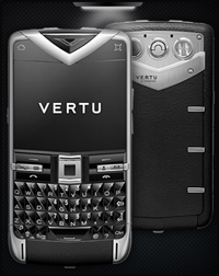 Vertu Constellation Quest Black